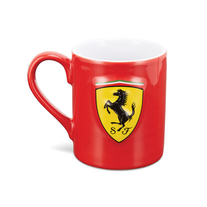 Image de SCUDETTO MUG 3D RED