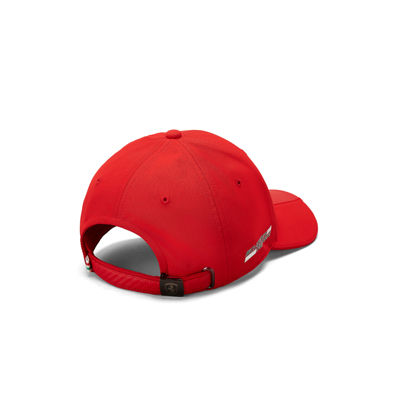 Image de SCUDETTO CARBON STRIP CAP RED