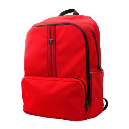 "Image de URBAN COLLECTION MARANELLO BACKPACK 15"" RED"