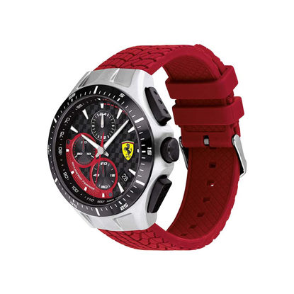 Picture of SF RACE DAY 44mm MOUVEMENT CHRONO 5ATM ROUGE